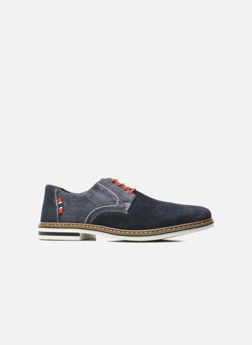 Chaussures à lacets Rieker Venel 1402 Bleu vue derrière