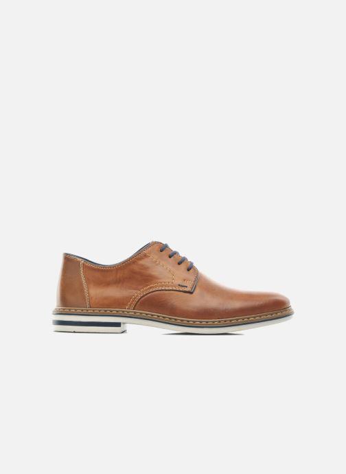 Chaussures à lacets Rieker Brutus Marron vue derrière