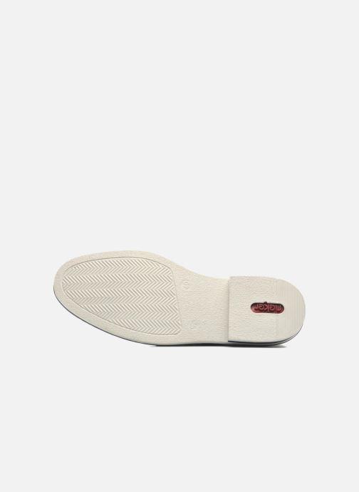 Chaussures à lacets Rieker Brutus Marron vue haut