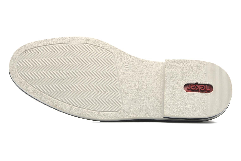 Chaussures à lacets Rieker Brutus 1422 Marron vue haut