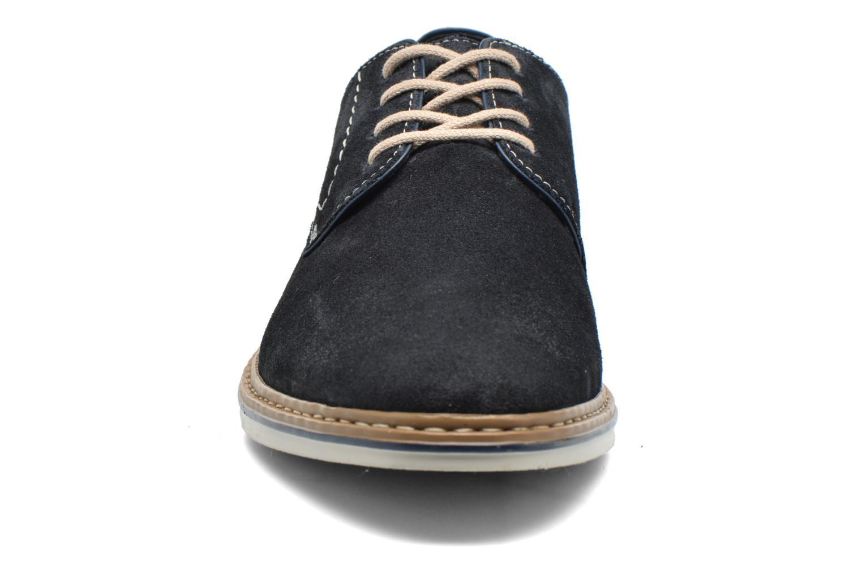 Snøresko Rieker Brutus 1422 Blå se skoene på