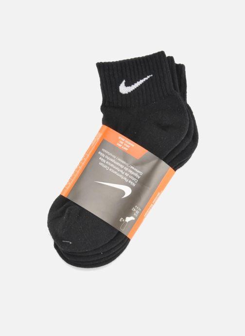 Sokken en panty's Nike Nike Cushion lage sokken 3-pack Zwart achterkant