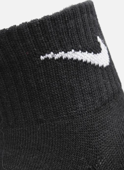 Socken & Strumpfhosen Nike (3er-Pack) Socken Nike Cushion Basses schwarz ansicht von links