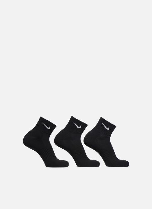Chaussettes Nike Cushion Quarter 3PR - Noir