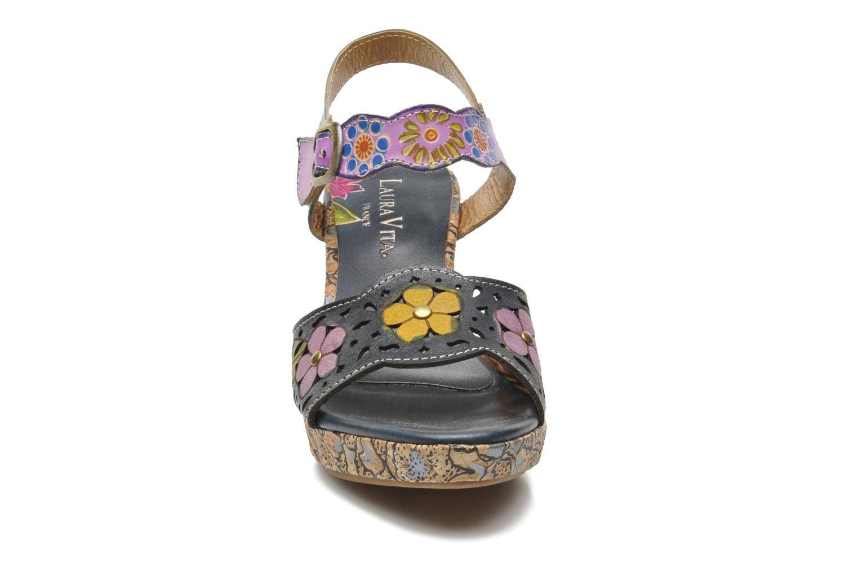 Sandalen Laura Vita Salama mehrfarbig schuhe getragen
