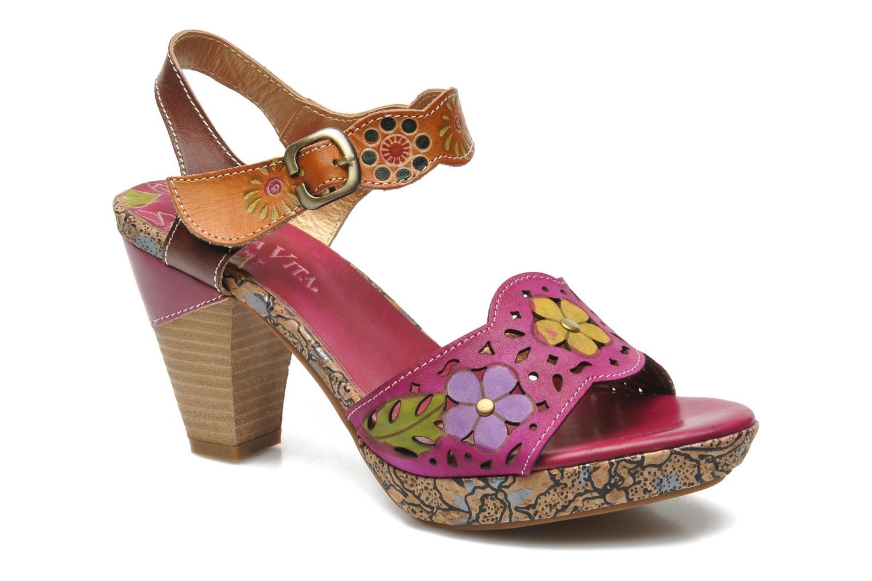 Sandalen Laura Vita Salama mehrfarbig detaillierte ansicht/modell