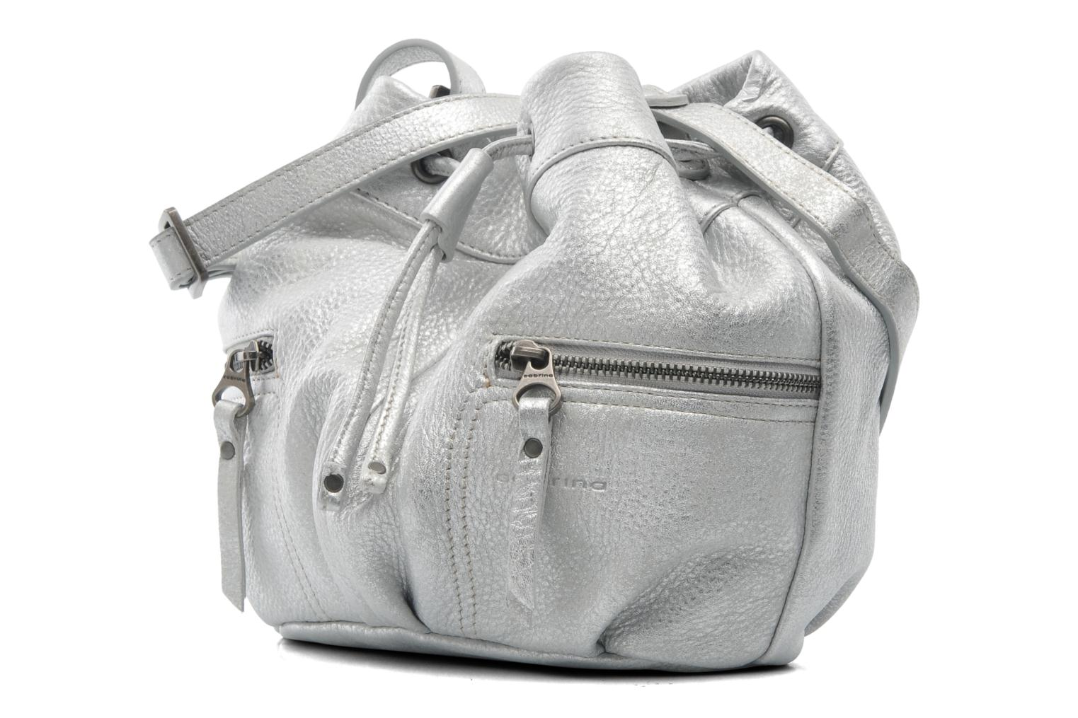 Handbags Sabrina Anaé Silver model view