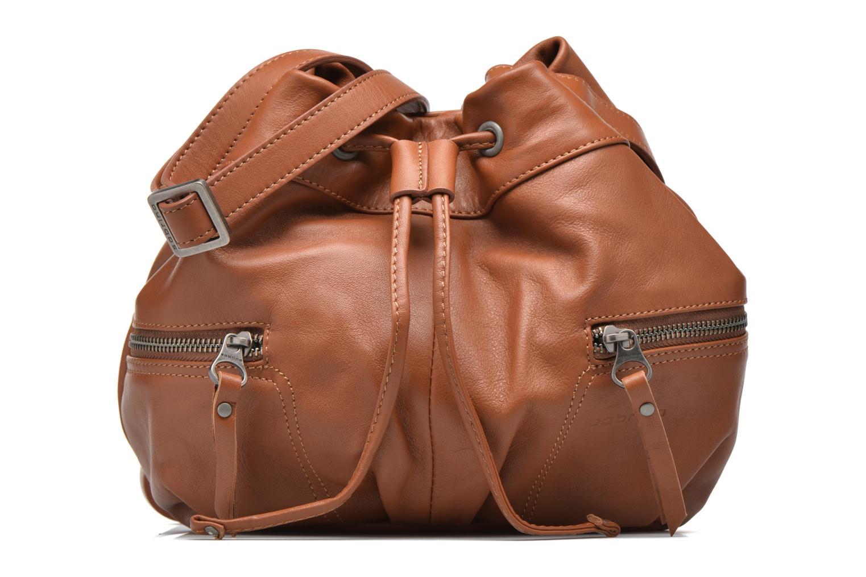 Handbags Sabrina Anaé Brown detailed view/ Pair view