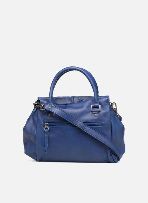 Handtaschen Sabrina Judith blau ansicht von vorne