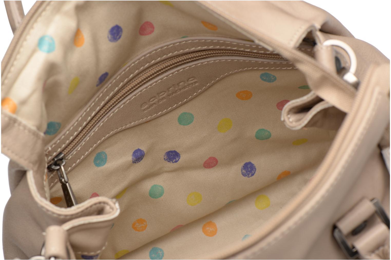 Handväskor Sabrina Judith Beige bild från baksidan