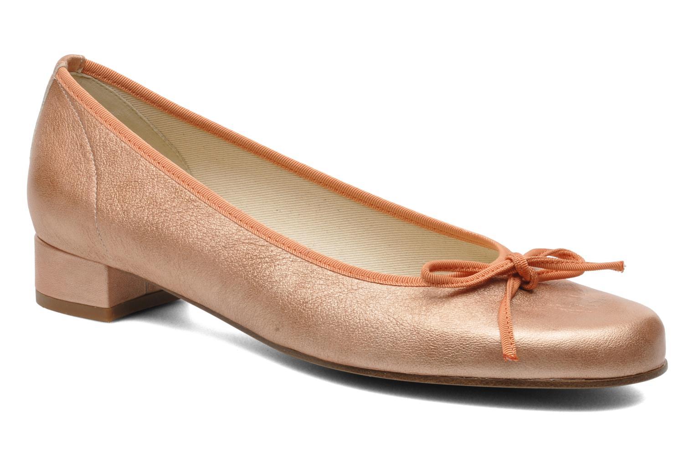 Ballerines Elizabeth Stuart Josy 371 Orange vue détail/paire