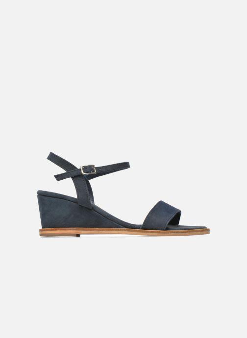 Sandalen ES by Elizabeth Stuart Soto 606 blau ansicht von hinten