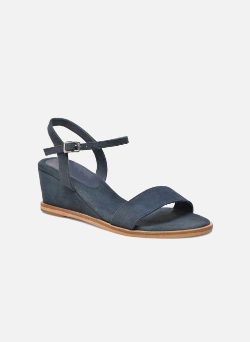 Sandalen ES by Elizabeth Stuart Soto 606 blau detaillierte ansicht/modell