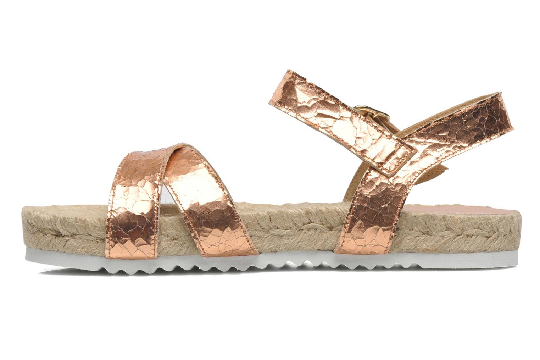 Sandales et nu-pieds Elizabeth Stuart Come 697 Rose vue face