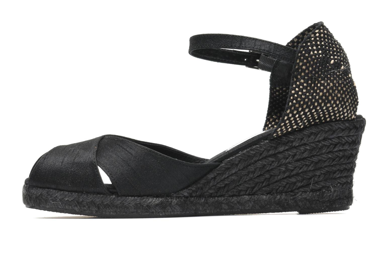 Sandales et nu-pieds Elizabeth Stuart Trento 604 Noir vue face