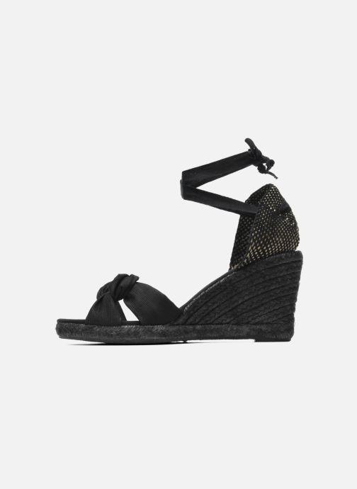 Sandales et nu-pieds Elizabeth Stuart Riam 605 Noir vue face