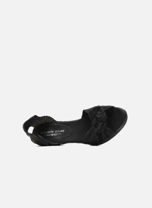 Et Elizabeth Stuart Nu Chez209325 Riam 605noirSandales pieds gv7yYbf6