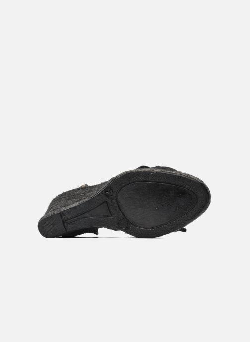 Sandales et nu-pieds Elizabeth Stuart Riam 605 Noir vue haut