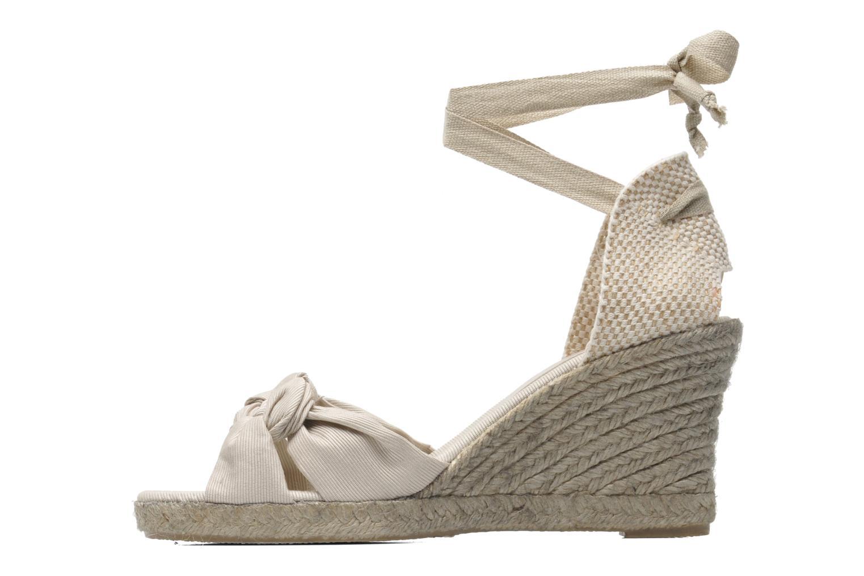 Sandales et nu-pieds Elizabeth Stuart Riam 605 Beige vue face