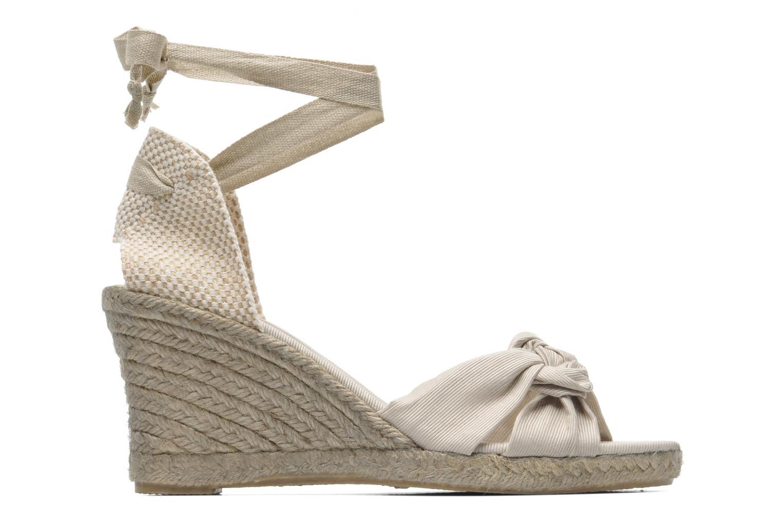 Sandales et nu-pieds Elizabeth Stuart Riam 605 Beige vue derrière