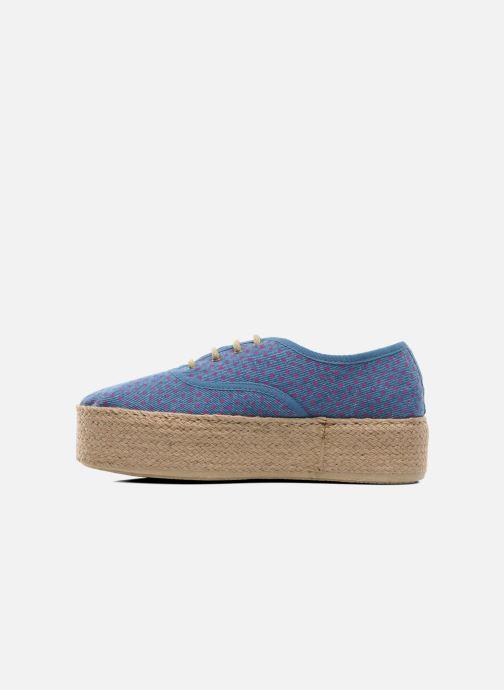 Scarpe di corda Ippon Vintage Nami Sun Azzurro immagine frontale