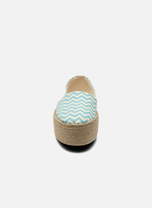 Espadrilles Ippon Vintage Nami beach Blue model view