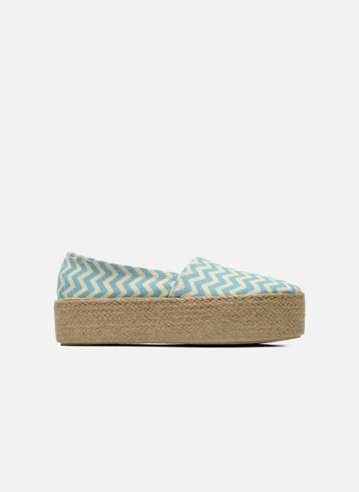 Espadrilles Ippon Vintage Nami beach Blue back view