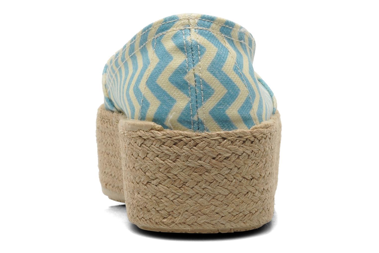 Scarpe di corda Ippon Vintage Nami beach Azzurro immagine destra