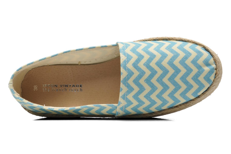 Scarpe di corda Ippon Vintage Nami beach Azzurro immagine sinistra