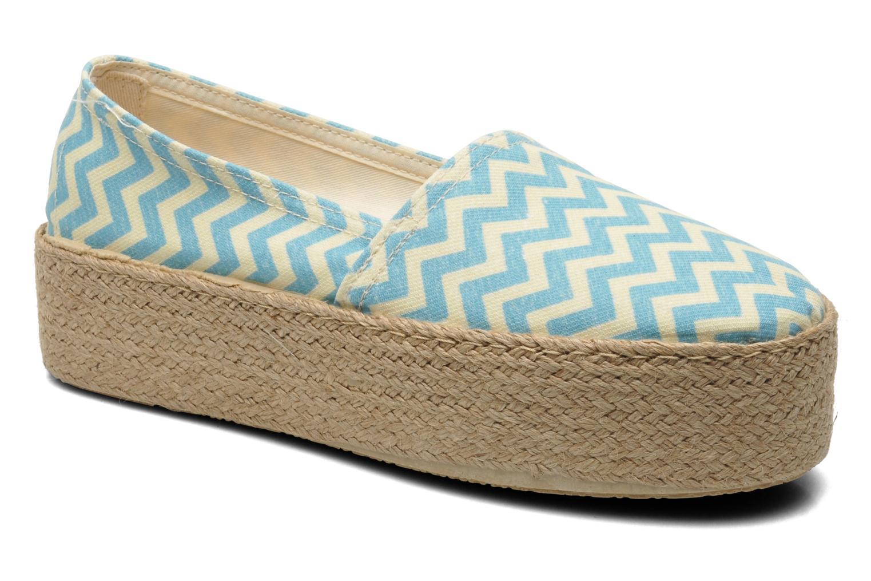 Scarpe di corda Ippon Vintage Nami beach Azzurro vedi dettaglio/paio