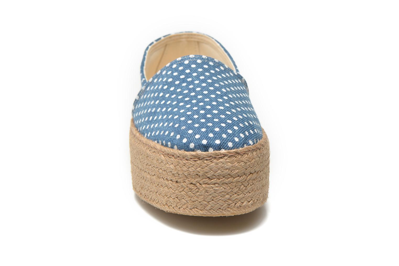 Espadrilles Ippon Vintage Nami beach Blue model view