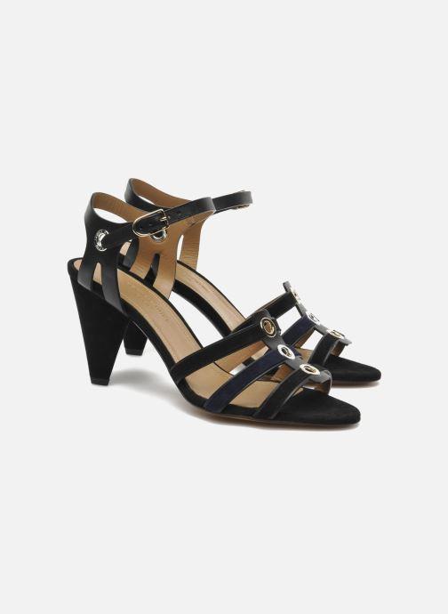 Sandals Sonia Rykiel Fide Black 3/4 view