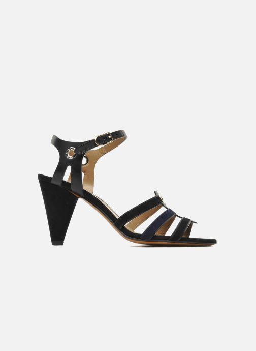 Sandales et nu-pieds Sonia Rykiel Fide Noir vue derrière