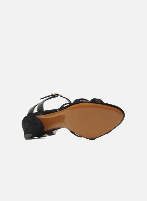 Sandales et nu-pieds Sonia Rykiel Fide Noir vue haut