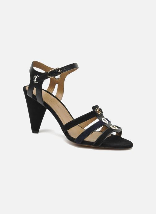 Sandals Sonia Rykiel Fide Black detailed view/ Pair view