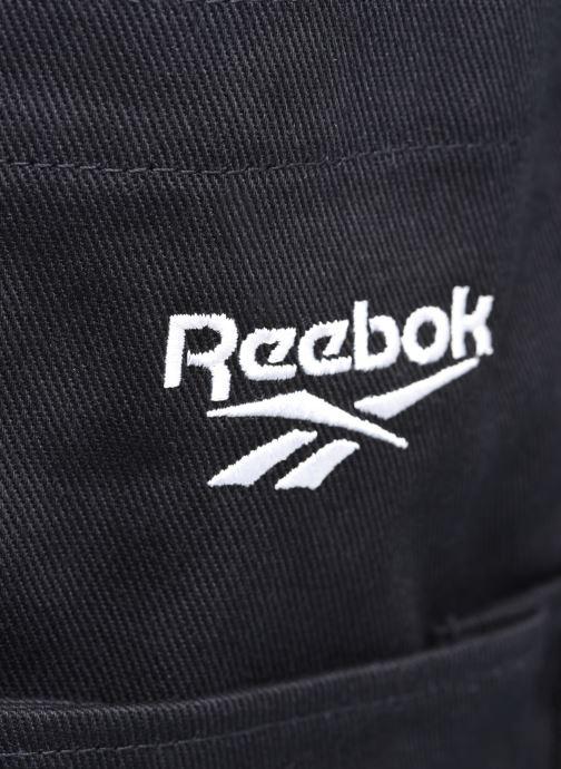 Bolsas de deporte Reebok CL FO Tote Negro vista lateral izquierda