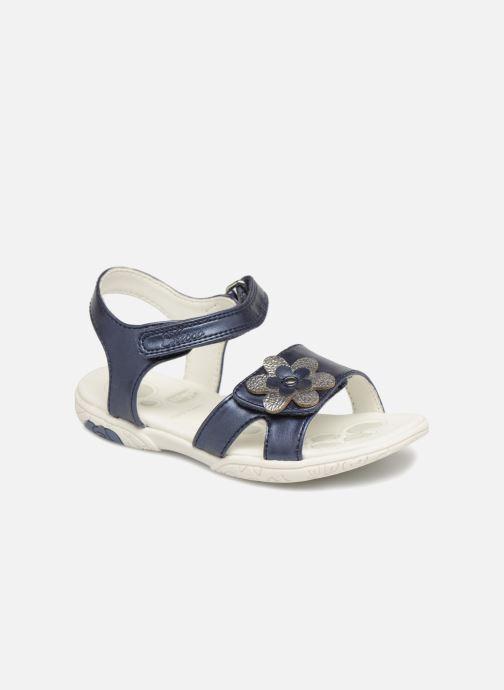Sandales et nu-pieds Chicco Cecilia Bleu vue détail/paire