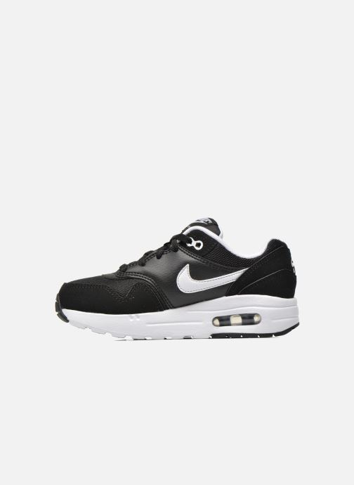 Baskets Nike Nike Air Max 1 (Ps) Noir vue face