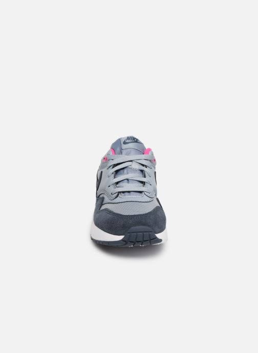 Baskets Nike Nike Air Max 1 (Ps) Gris vue portées chaussures