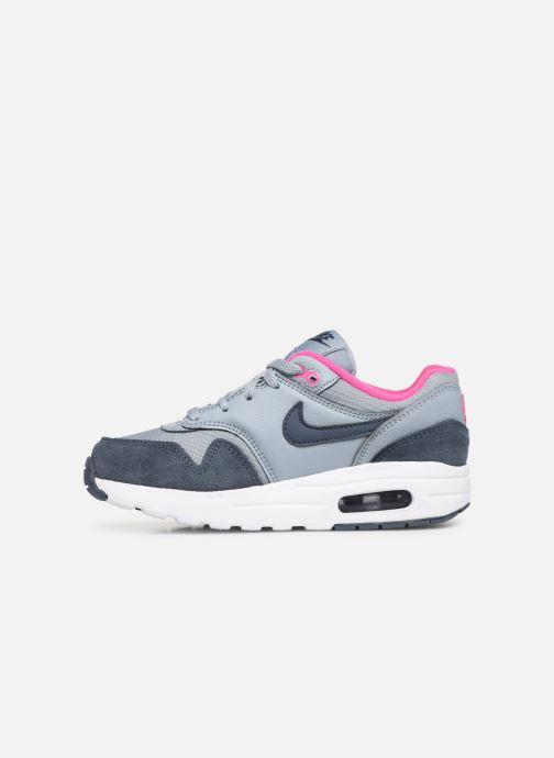 Baskets Nike Nike Air Max 1 (Ps) Gris vue face