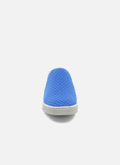 Baskets Mellow Yellow Sajoging Bleu vue portées chaussures