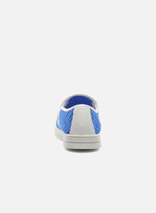 Baskets Mellow Yellow Sajoging Bleu vue droite