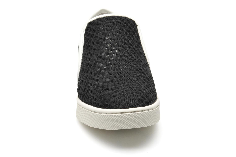 Baskets Mellow Yellow Sajoging Noir vue portées chaussures