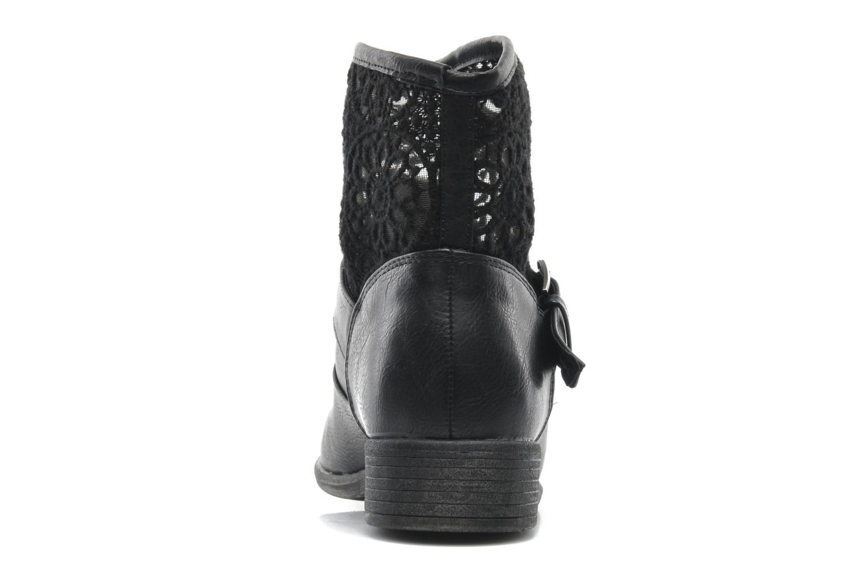 Bottines et boots I Love Shoes Thivu Noir vue droite