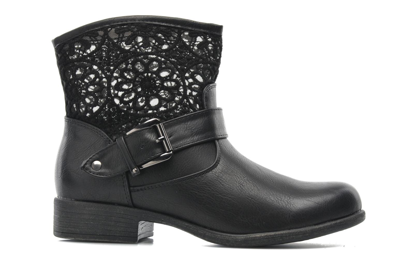 Bottines et boots I Love Shoes Thivu Noir vue derrière