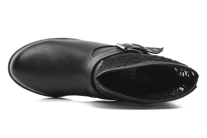 Bottines et boots I Love Shoes Thivu Noir vue gauche
