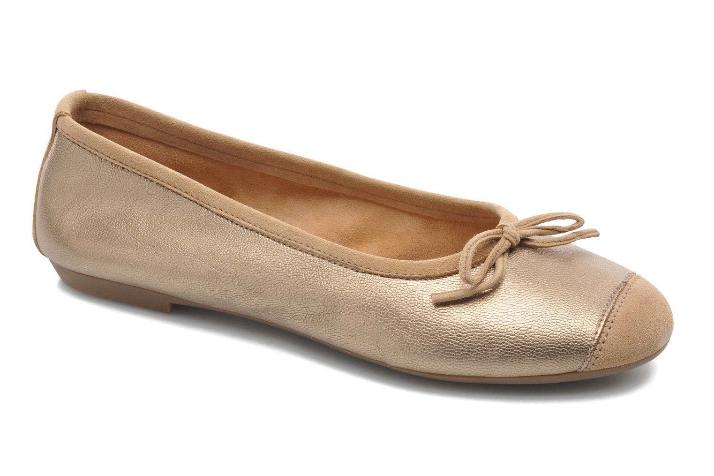 Ballerinas Coco et abricot Belline gold/bronze detaillierte ansicht/modell