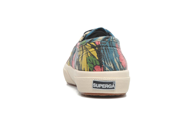 Baskets Superga 2750 Cotu Fabric 27 W Multicolore vue droite