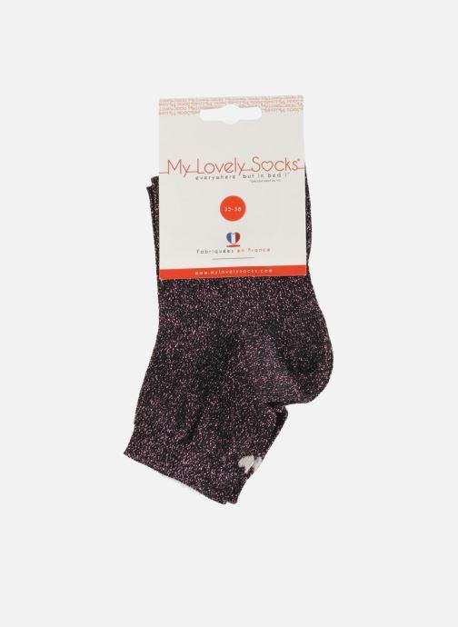 Socks & tights My Lovely Socks Jo Pink back view
