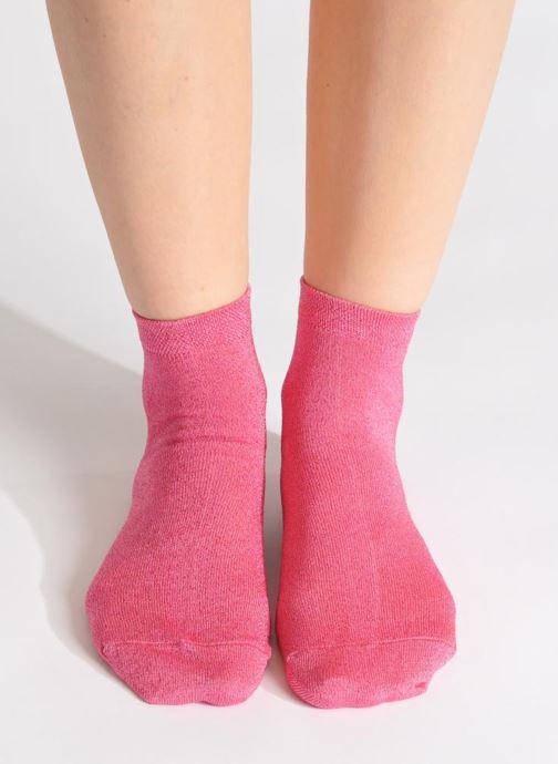 Socken & Strumpfhosen My Lovely Socks Jo rosa ansicht von oben